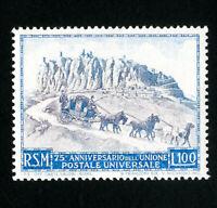 San Marino Stamps # 304 VF OG NH
