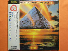 THE LOVE UNLIMITED ORCHESTRA - RISE/ JAPAN / MECI-25061/ Gatefold