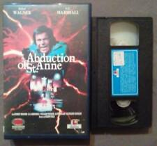 VHS FILM Ita Thriller ABDUCTION OF ST.ANNE lineafilm ROBERT WAGNER no dvd(VH54)