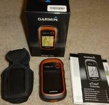 GARMIN ETREX 20x HANDHELD GPS RECEIVER in ORIGINAL BOX w/ INSTRUCTIONS