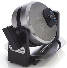Waring Pro Breakfast WMK200 Belgian Waffle Maker Brushed Stainless Steel & Black