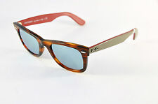 OCCHIALI DA SOLE RAY BAN RB 2140 MADE IN ITALY  WAYFARER 1178-30 ORIGINALE NUOVO