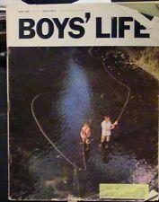 Boys' Life Magazine: April, 1968 Issue-BSA/Boy Scouts
