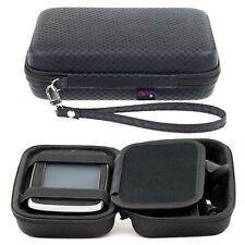 Black Hard Carry Case For TomTom Go Premium 6 Inch 60 600 6000 6'' GPS Sat Nav