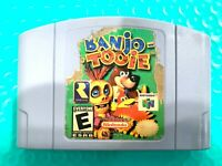 Banjo Tooie - Nintendo 64 N64 Game Tested + Working & Authentic!