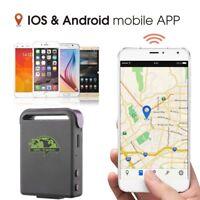 Tracker temps réel GPS TK102B - Micro intégré - traceur GPS GPRS SMS SOS Vc
