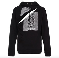 Raf Simons Joy Division Unknown Pleasures Two Piece Hoodie Size - XL