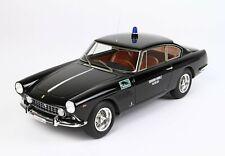 BBR 1961 Ferrari 250 GTE 2+2 Squadra Mobile Black LE of 150 w/Display Case
