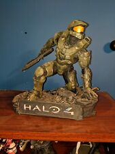 HALO 4 The Master Chief Resin Statue McFarlane Toys Limited Edition 738/950 NIB