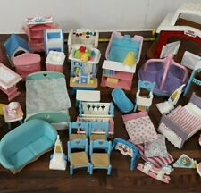 Fisher Price My Loving Family Dolls House Furniture Bundle HAR