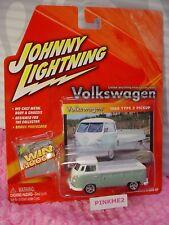 Volkswagen 1965 Type 2 Camioneta ❀ Blanco/Gris Bus ❀ 2004 Johnny Rayo ❀ Bono