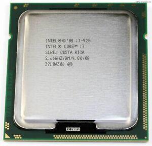 Intel Core i7-920 CPU Processor Socket LGA1366 4 Core 8 Thread
