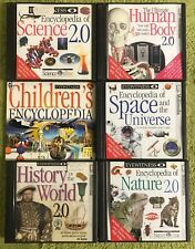 DK Multimedia Pc Bundle - Nature, Science, Space, History, Human Body
