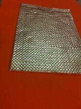 Hitzeschutzmatte Selbstklebend ca 3mm 250mm x 200mm Turboumbau Hitzeschutz Matte