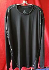 Men's C9 Champion Compression Long Sleeve Black 4Xb Tall