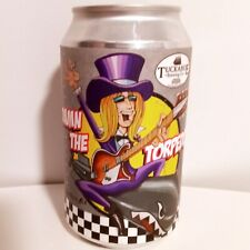 Tuckahoe Brewing Co Craft Beer Can Tom Petty Empty Bottom Opened New Jersey