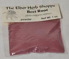 Beet Root Powder 1 oz - The Elder Herb Shoppe