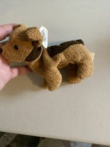 tuffy beanie baby 1996 The Dog With Hang  Tag