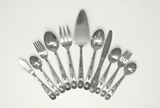 1847 Rogers Bros - Taos Southwest Concho - 18/8 Stainless Flatware - Your Choice