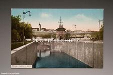 Ansichtskarte MELNIK LATERANI KANAL vermutlich um 1925