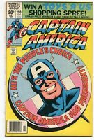 Captain America 250 VF/Nm (1968) Marvel Comics CBX34