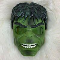 Halloween Costume Marvel Hulk Deluxe Mask Lights up Hasbro Dress-up Kids OSFM