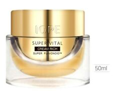 IOPE Super Vital Cream Rich 50ml Anti-Aging Moisturizing Korean Cosmetic