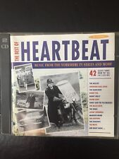 The Best Of Heartbeat Used 42 Track Compilation Cd 60s Pop Rock N Roll Soul