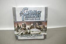 Game of Thrones  Lord of Winter Expansion Kartenspiel  englisch GAMES (K33)