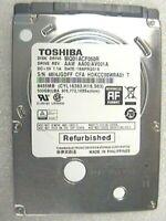 """500Gb Toshiba MQ01ACF050 2.5"""" internal SATA 6Gb/s 7mm 7200rpm laptop Hard Drive"""