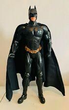 """Batman Begins 14""""/35cm Action Figure With Cape Dc Comics H1386"""