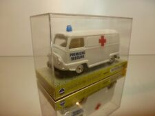 MINIALUXE RENAULT ESTAFETTE - AMBULANCE - WHITE  1:32 - VERY GOOD IN BOX