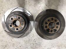 Subaru Impreza Godspeed Rear Discs 170mm