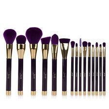 Jessup 15X Powder Foundation Eye shadow Makeup Brushes Set  Eyeliner Brush