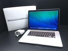 "MINT MacBook Pro 15"" Retina Core i7 / 2014-2015 / 16GB RAM / 3 Year Warranty"