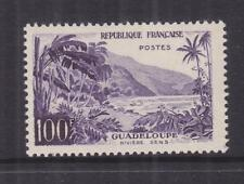 FRANCE, 1959 Guadeloupe, 100f. Violet, lhm.