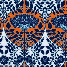 Botanique - Leafy Damask - Apricot by Joel Dewberry - yardage available