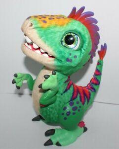 FurReal Munchin Rex Battery Operated Hasbro 2017
