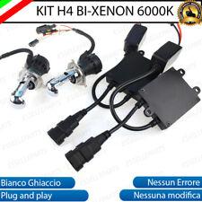 KIT XENON BI-XENO H4 35W NISSAN MICRA II 6000K BIANCO GHIACCIO