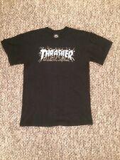 New listing Thrasher T Shirt Magazine Smoke Baker Deathwish Skateboarding Skate Supreme