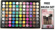 Beauty Treats Glitter Eye Shadow Palette - 88 Glitter Special Edition FREE BRUSH