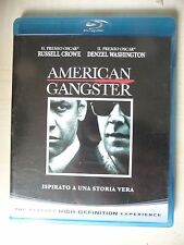 "BLURAY ""AMERICAN GANGSTER"" DI RIDLEY SCOTT 2001"