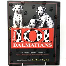 Disney's 101 Dalmatians Special Collector's Edition Hc/Dj 1996 First Edition