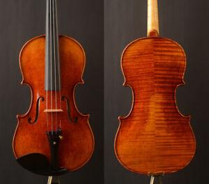 "Master violin!European wood!A Stradivari ""The Cremoneser"" model! No:281"