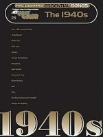 Essential Songs - The 1940s: E-Z Play Today Volume 25-ExLibrary