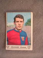 FIGURINA PANINI CAMPIONATO 1964/65 - GENOA - COLOMBO - OTTIMO