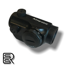 Red Dot Sight Aimpoint T1 Airsoft Black New Scope Holographic Low Mount