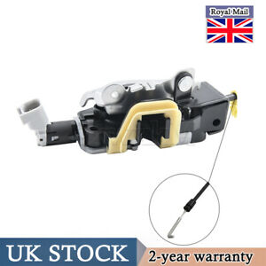 FOR LAND ROVER DISCOVERY 3 & 4 UPPER TAILGATE LATCH CATCH WITH CABLE LR017470 YT