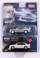 MINI GT 1/64 BMW M3 (E30) (LHD) Limited Edition Raw Chase Car MGT00041