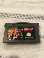 NINTENDO GAMEBOY ADVANCE GAME BOY ADVANCE MIDNIGHT CLUB